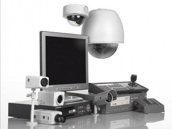 Современная система видеонаблюдения