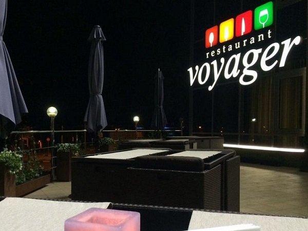 Ресторан «Voyager» - лучшее место для свадебного банкета