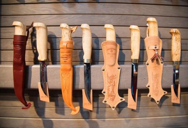 12 идей, что привезти из отпуска в Финляндии. От кофе до фирменного ножа