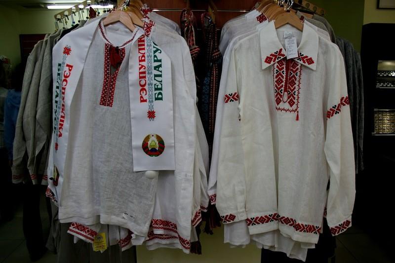 Что привезти из Белоруссии - съедобные сувениры и текстильные изделия