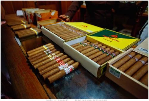 Viva la revolución! Везем интересные подарки с Кубы