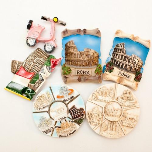 Что привезти из Рима? Алкоголь, сыр и Пиноккио