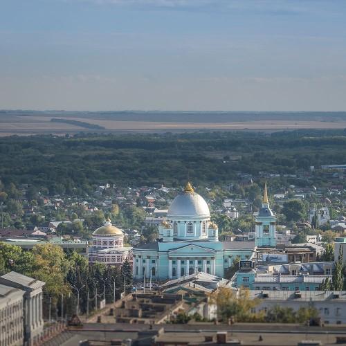 10 главных достопримечательностей Курска и окрестностей