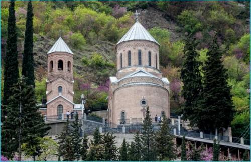 Тбилиси достопримечательности фото с описанием
