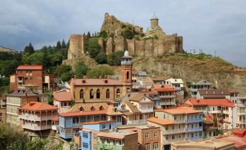Вы должны их увидеть: 12 достопримечательностей Тбилиси