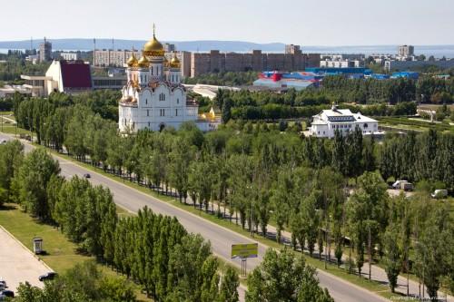 Обзор 9 лучших достопримечательностей Тольятти