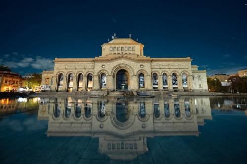 11 самых красивых мест Еревана, которые надо посмотреть