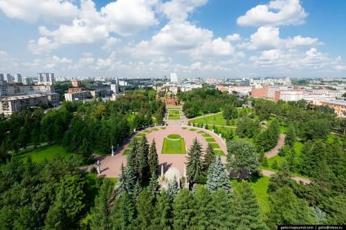 Гид с описанием 12 главных достопримечательностей Челябинска