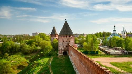 Основные достопримечательности Смоленска и окрестностей