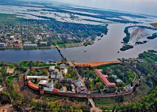 ТОП-11 достопримечательностей Великого Новгорода и окрестностей + карта