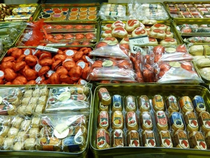 Какие сувениры и подарки лучше привезти из Швейцарии?