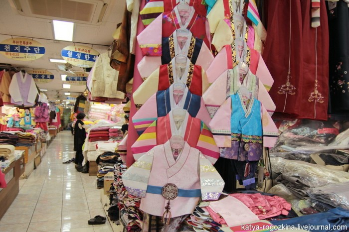 10 самых популярных сувениров, которые можно привезти из Кореи