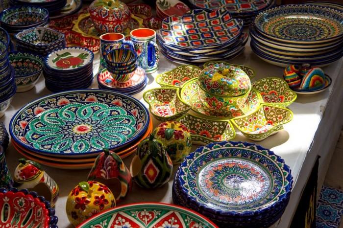 11 популярных сувениров, которые туристы привозят из Узбекистана