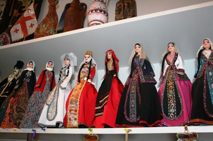Самые колоритные подарки и сувениры из Тбилиси