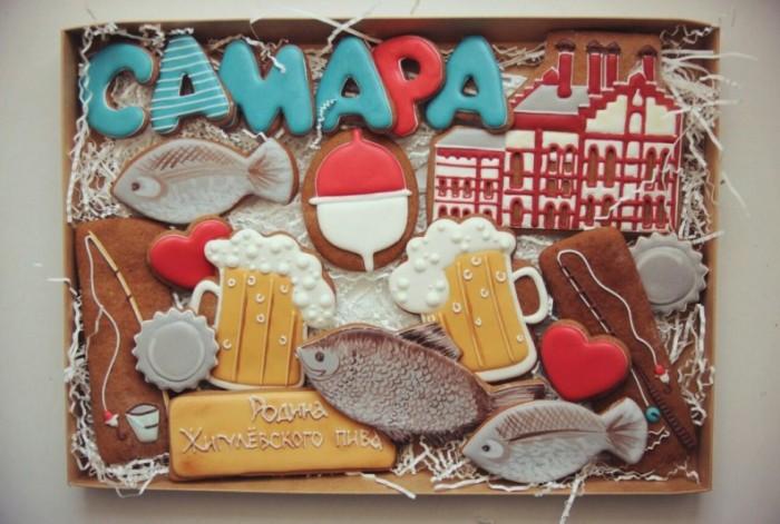 Лучшие подарки из Самары по отзывам туристов