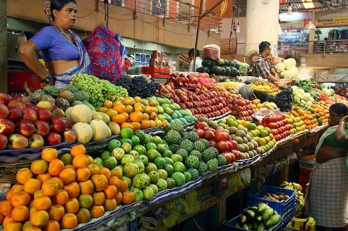Цены на еду на Гоа в 2019 году