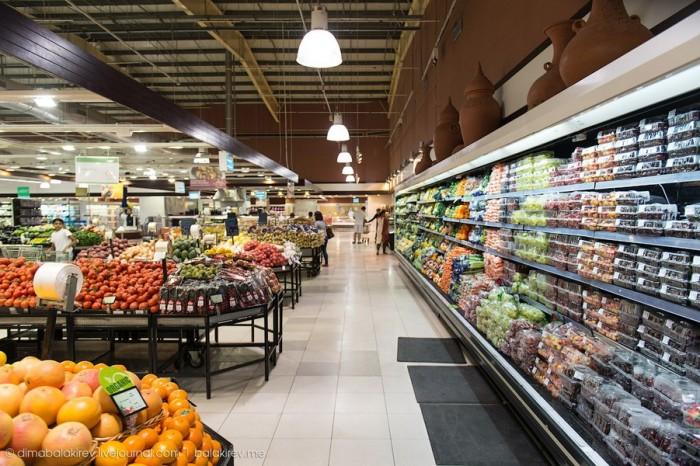 Цены на еду в Дубае в 2019 году