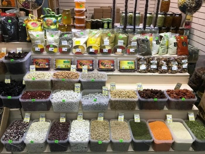Обзор цен на продукты в Москве