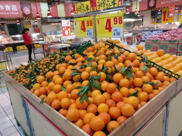 Цены в супермаркетах острова Хайнань, Китая