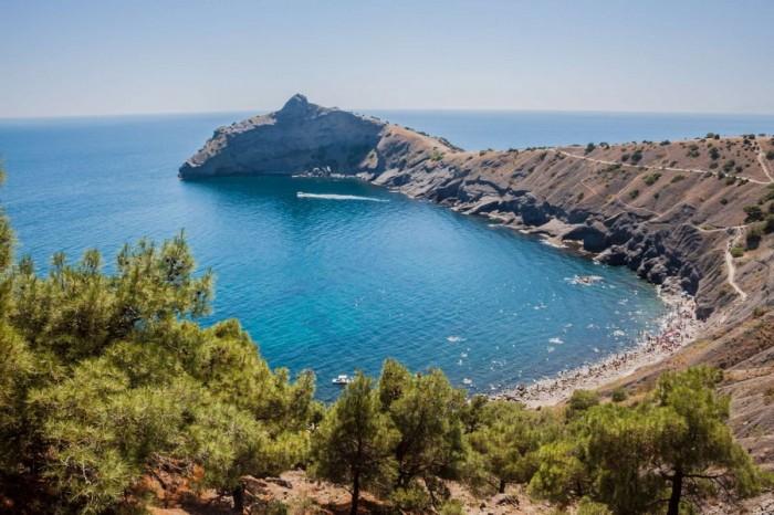 17 главных песчаных пляжей Крыма