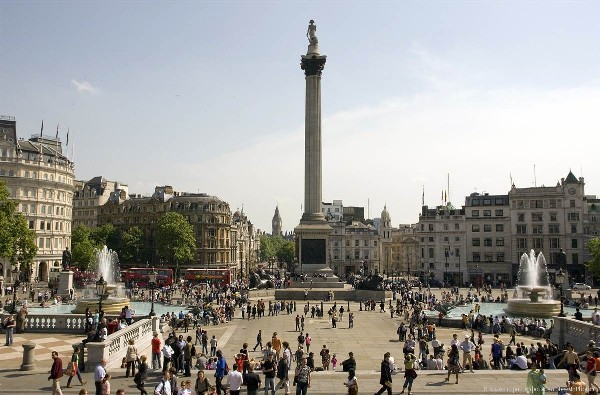 Лондон в фотографиях